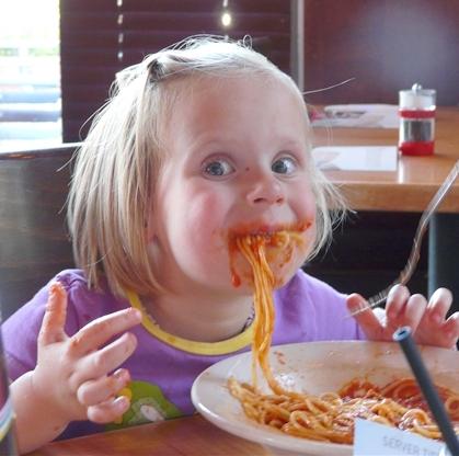 Любимые спагетти