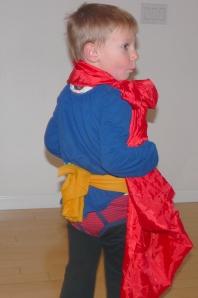 Супермен - обратная сторона героя
