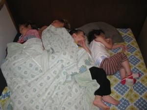 Sleeping BeautyX4
