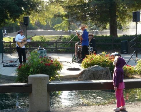 Memorial Park in Cupertino