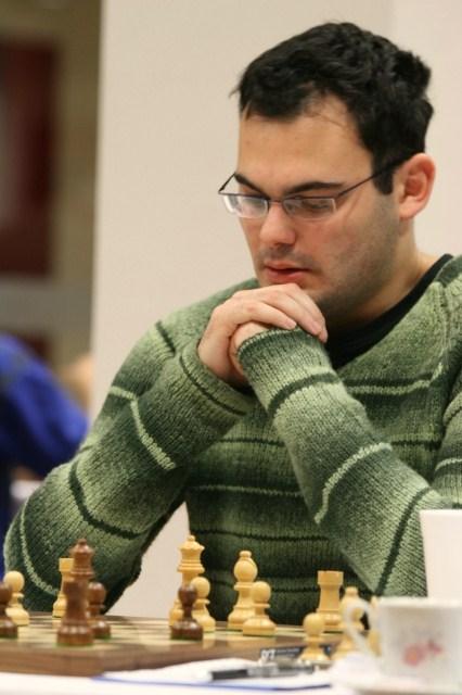 Michael Roiz - Israeli chess Grandmaster