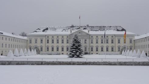 Замок Бельвью