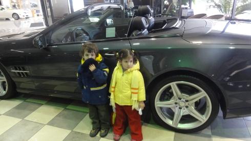 Наша машинка Audi