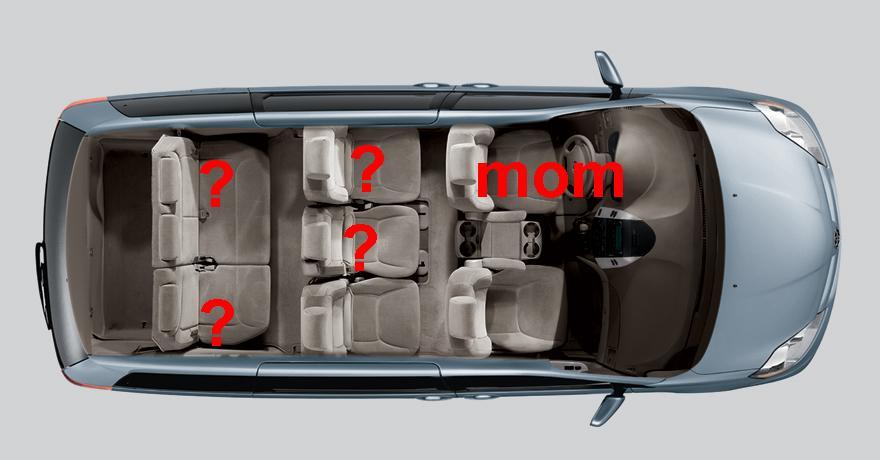 Mom's Toyota