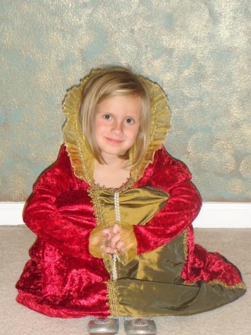 Настоящая принцесса