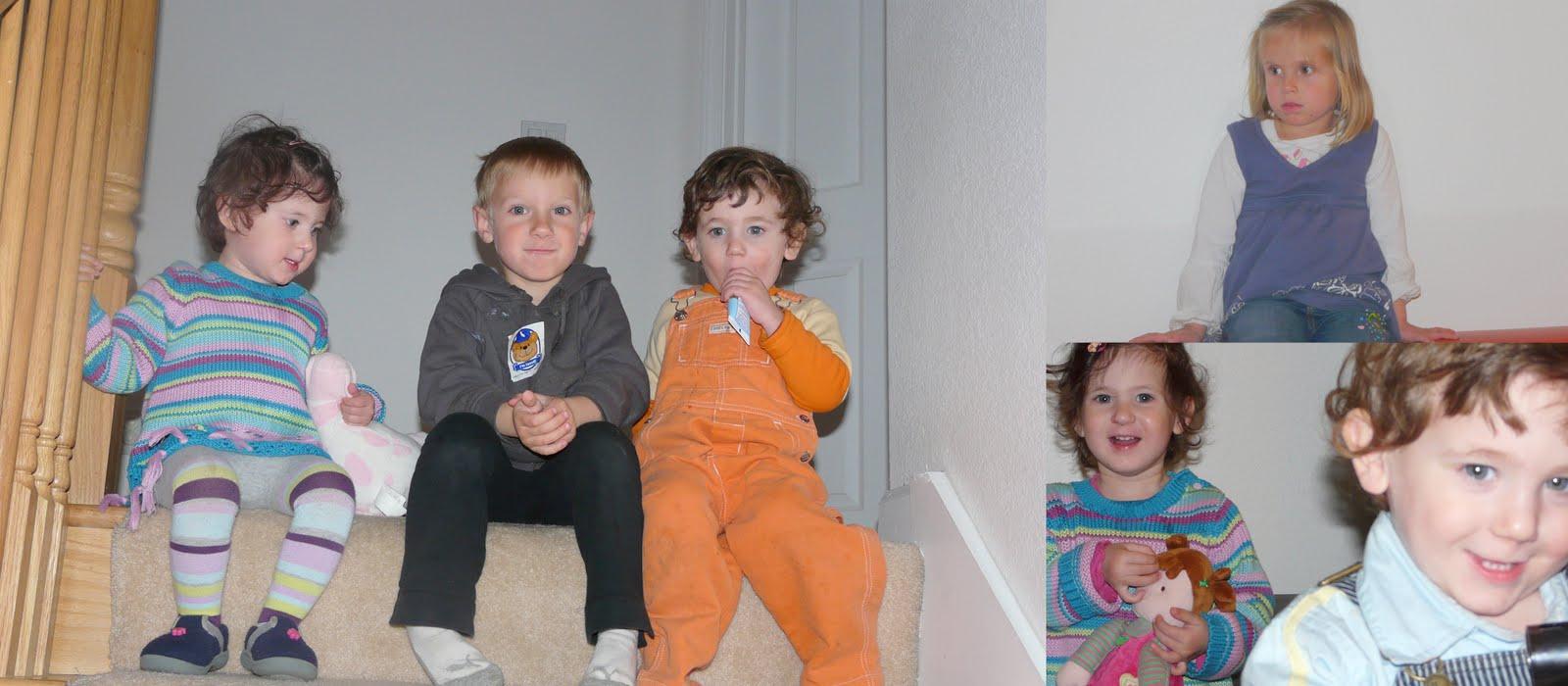 Маленькие погромщики  - год назад