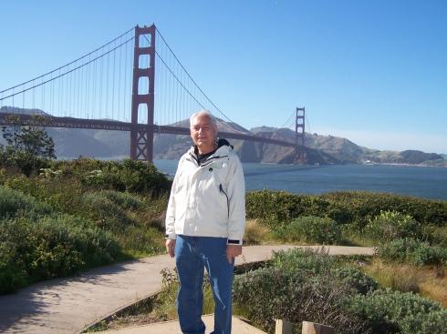 Папа в Сан Франциско