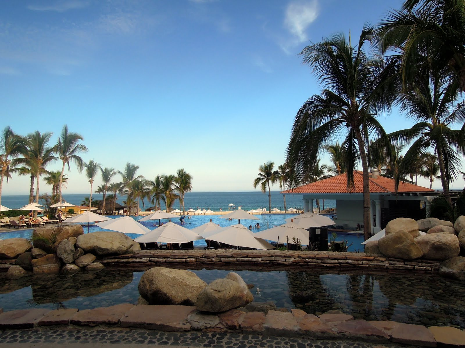 "Hotel ""Dreams"", Los Cabos"