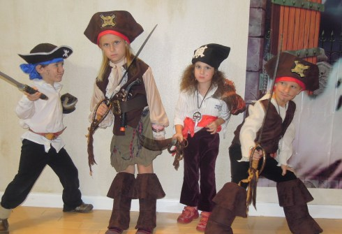 Пиратская братия
